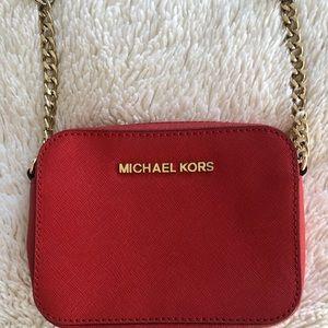 Vibrant Michael Kors Crossbody Bag